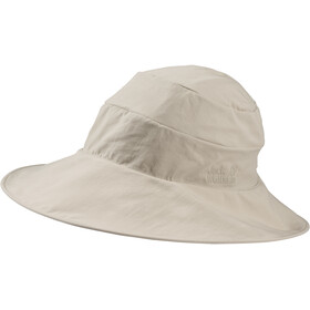 Jack Wolfskin Supplex Atacama Casquette Femme, light sand